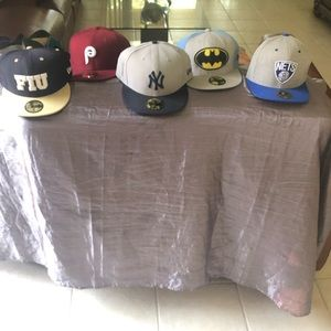 59FIFTY Variously New Era Sports Cap's